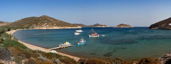 Beaches of Patmos